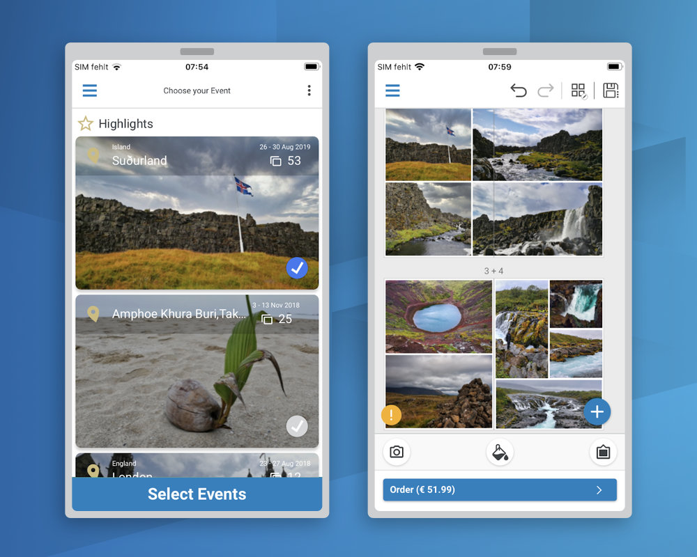 iplabs products smart photobook
