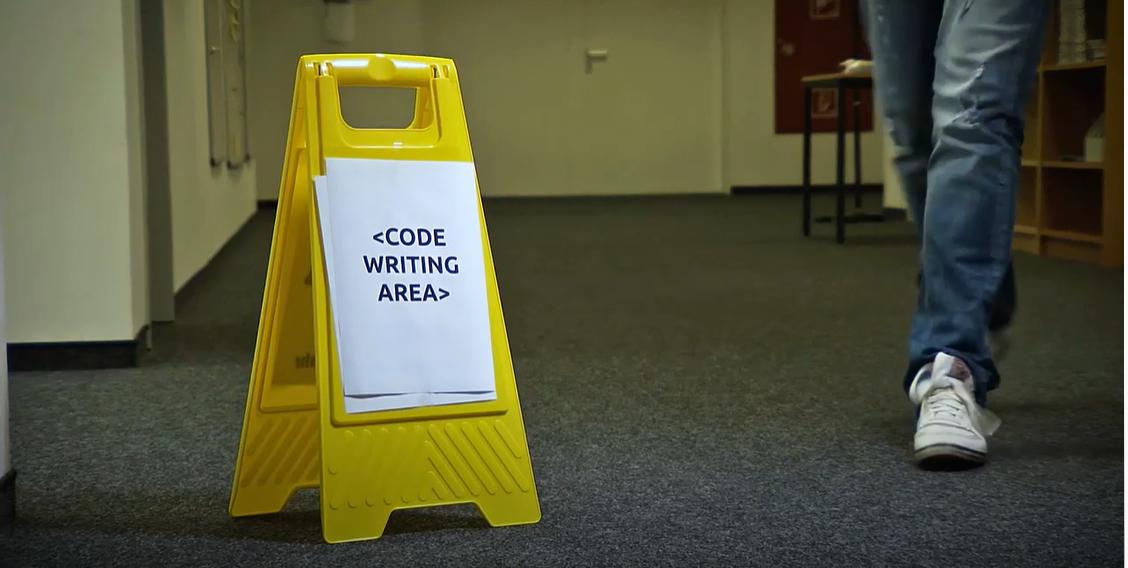 ip.labs Code Writing Area Office Bonn, Germany